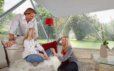 Spezielles Sicherheitsglas, das optisch von üblichen Fenstern kaum zu unterscheiden ist, erhöht erheblich den Schutz des eigenen Zuhauses.