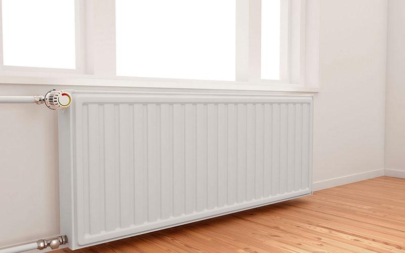 Wenn die Heizkörper freistehen und nicht durch Möbel zugestellt werden, kann die erwärmte Luft richtig zirkulieren.
