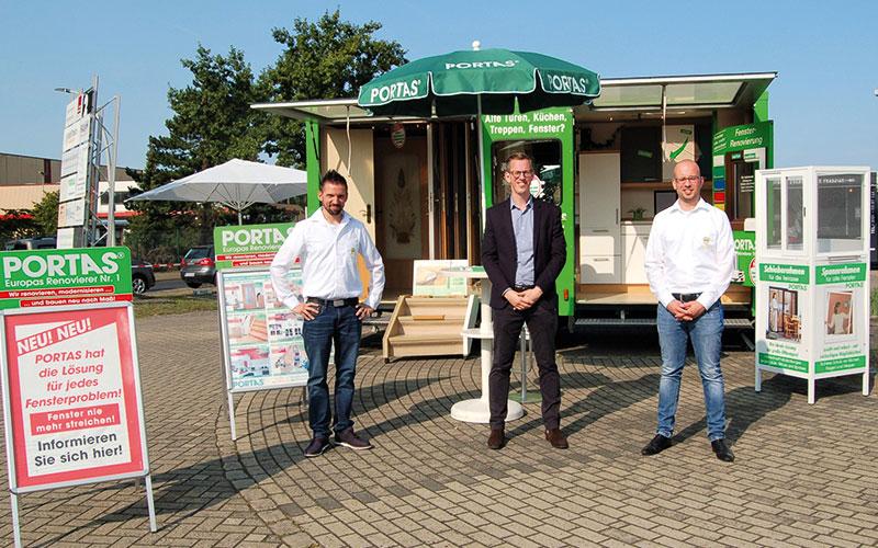 PORTAS-Fachbetrieb jetzt auch in Braunschweig