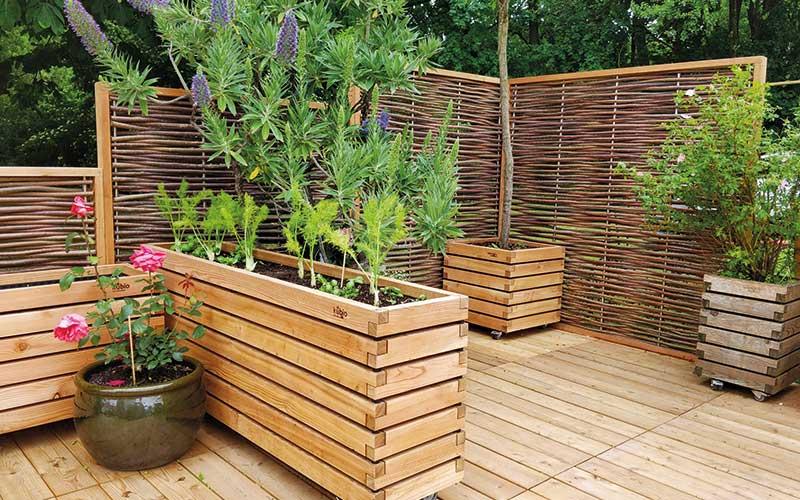 Gartenglück in Stadt und Land