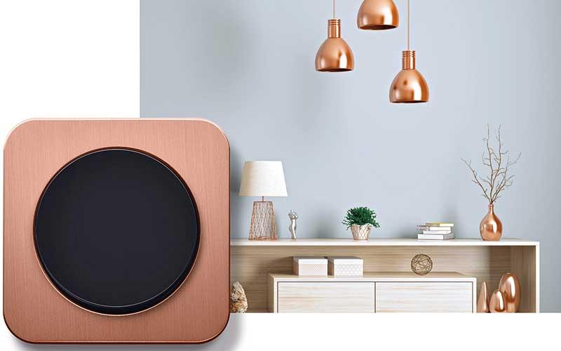 Schalter & Co. im einheitlichen Design und mit funktionalem Mehrwert