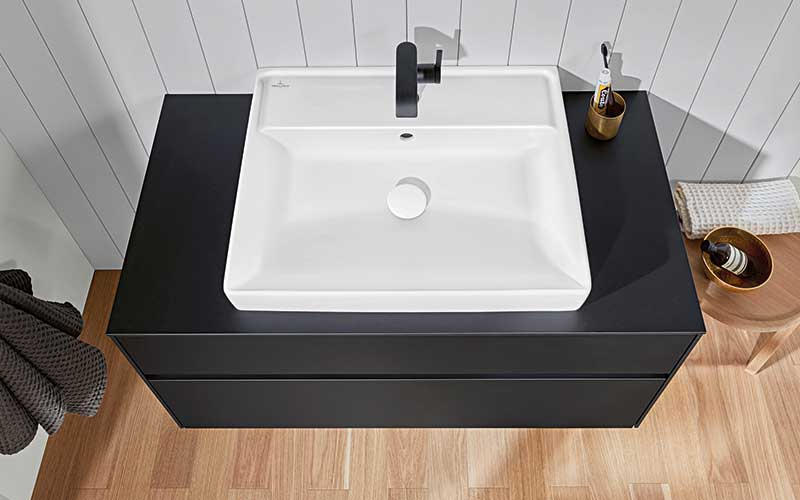 Mit hochwertigen Waschbecken wird Hygiene zum Highlight
