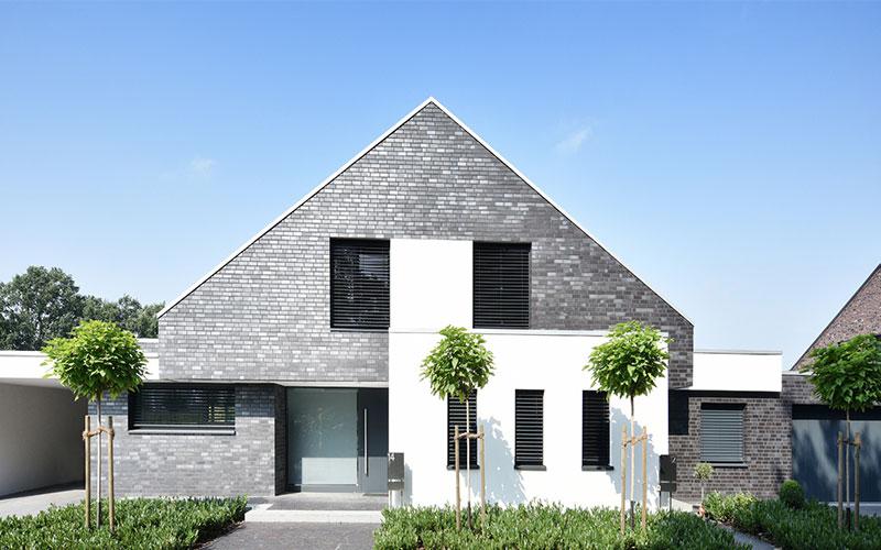 Mit Kalksandstein-Mauerwerk wirtschaftlich bauen
